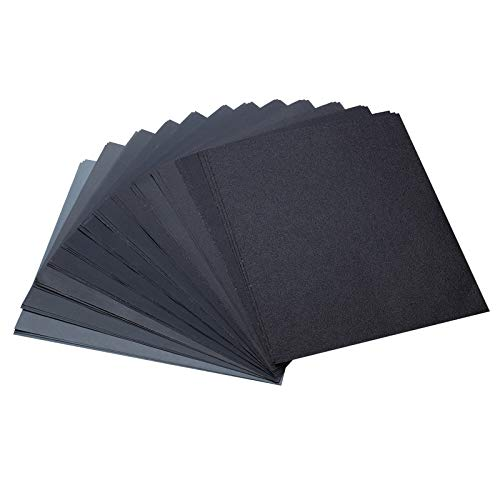 MIADY 120 To 5000 Assorted Grit Sandpaper