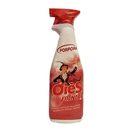 Olè Essenza Porpora profumata spray desodorizzante detergente antistatico - 1 pz da 750 ml