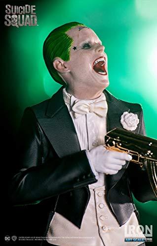 Iron Studios IS353571 Suicide Squad The Joker Figura de Escala 1:10 5