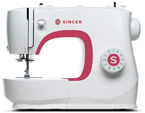 SINGER MX231 Sewing Machine, White