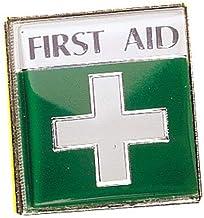 COVENTRY SILVERCRAFT FAS08 COVENTRY SILVERCRAFT First Aider Badge, 25 mm