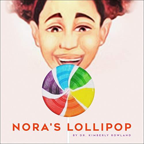Noras Lollipop audiobook cover art