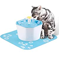 Automatic Cat Fountain Pet Drinking Water Dispenser Electric USB Dogs Mute Drinker Feeder Bowl Pets Drinking Fountain Dispenser,China