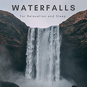 Relaxing Waterfall Sounds for Sleep