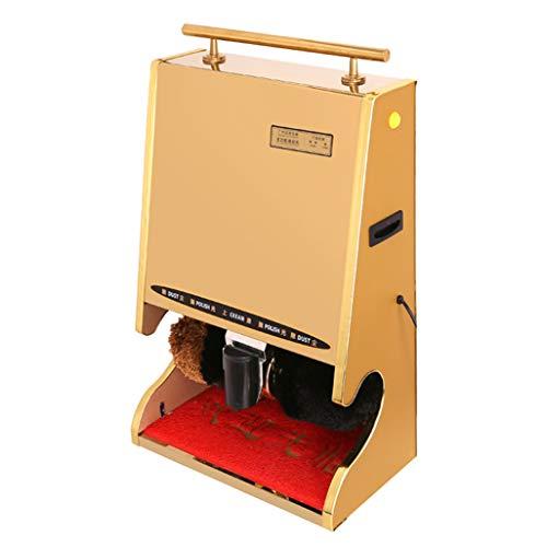 LCF Leather Shoe Shiner Machine Automatic Shoe Polishing - Sole Cleaner, Shoe Polish Machine, Home High-end Shoe Polisher