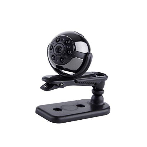 Best Shopper - SQ9 Mini 1080P Full HD Dashcam IR Night Vision Car DVR Camera Recorder with 360 Degree Rotation