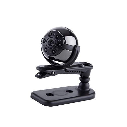 Best Shopper - SQ9 Mini 1080P Full HD Dashcam IR Night Vision Car DVR Camera Recorder with 360 Degree Rotation