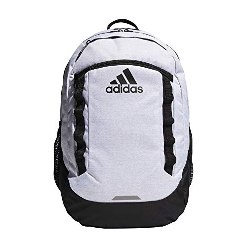 adidas Unisex Excel Backpack, Jersey White/Black, ONE SIZE