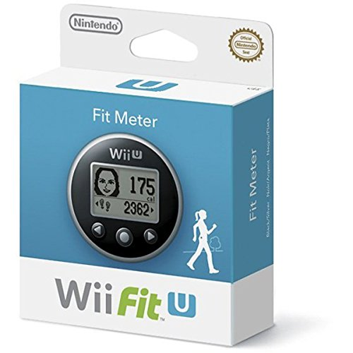 Wii U Fit Meter nintendo