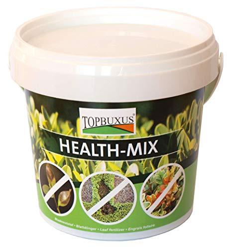 TOPBUXUS HEALTH-MIX - Concime preventivo di funghi per il bosso, come quello usato dai coltivatori, 200g per 100m2 …