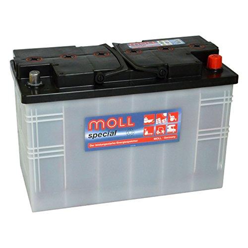 MOLL special CLASSIC 88120 12V 120Ah (ersetzt MOLL SOLAR 80130)