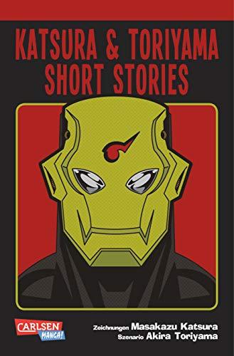 Toriyama, A: Katsura & Toriyama Short Stories