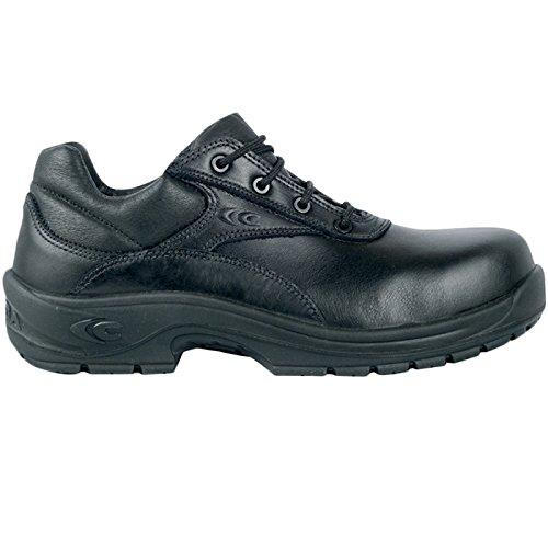Cofra 10110-000.W38 Chaussures de sécurité Alexander S3 Hro SRC Taille 38 noir