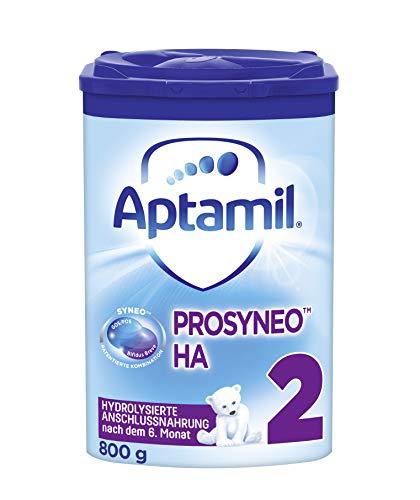 APTAMIL PROSYNEO HA 2, Babynahrung nach dem 6. Monat, Baby-Milchpulver (1 x 800 g)