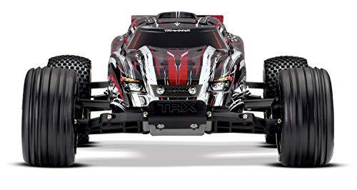 RC Auto kaufen Truggy Bild 5: Traxxas Rustler Brushed 1:10 RC Modellauto Elektro Truggy Heckantrieb (2WD) RTR 2,4 GHz*