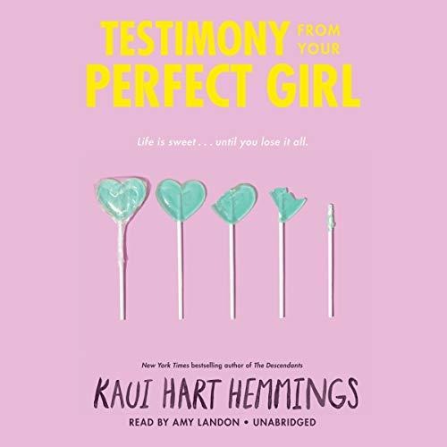 Testimony from Your Perfect Girl audiobook cover art