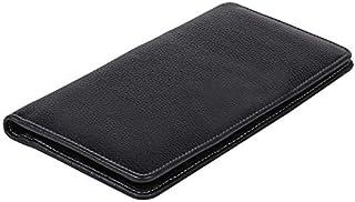 Genuine Leather Long Wallet Bifold For Men | Slimfold Full-grain Suit Coat Pocket leather Wallet | Credit card Holder Busi...