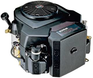 Kohler Command PRO OHV V-Twin Vertical Engine with Electric Start - 725cc, 1.125in. x 4.3in. Shaft, Model Number PA-CV730-0017