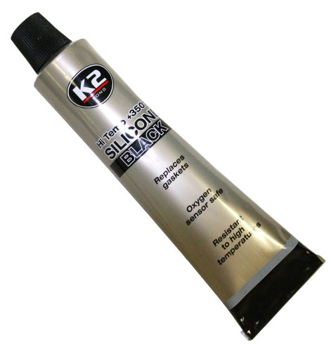 Aerzetix - Joint silicone haute température 350°C 85 gr noir Auto Moto Pompe joints en silicone d'engrenage.