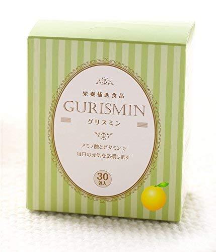 グリスミン30回分アミノ酸L-カルニチン配合(グレープフルーツ味)太陽堂製薬