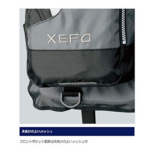 シマノ(SHIMANO)XEFOゲームベストカーキダックカモフリーVF-278R