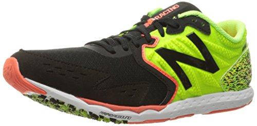 Calzado de running Hanzo para hombre, lima / negro, 9 D US