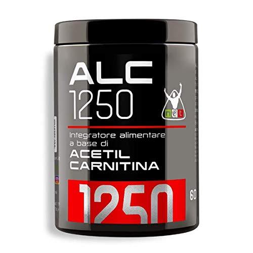 ALC 1250 - 60 cpr - NET - Integratore di Acetil-Carnitina per bruciare il grasso (1)