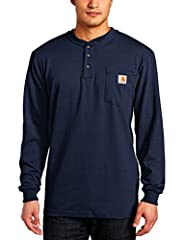 Carhartt Company Gear Collection 100% Cotton *100% cotton, midweight *left chest pocket *left chest pocket Machine wash warm - like colors