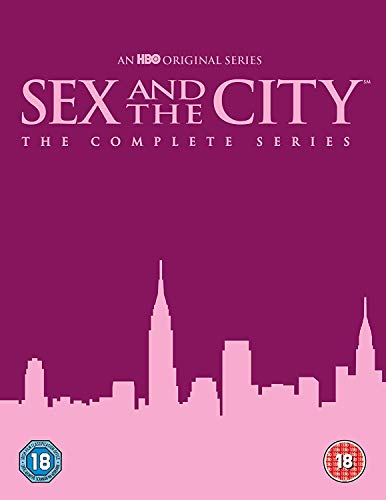 Sex and The City: The Complete Series [DVD] [2004] [1998]
