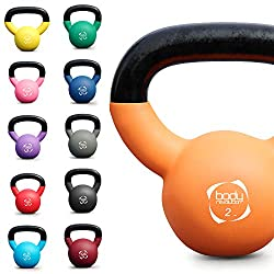 Body Revolution Neoprene Kettlebells