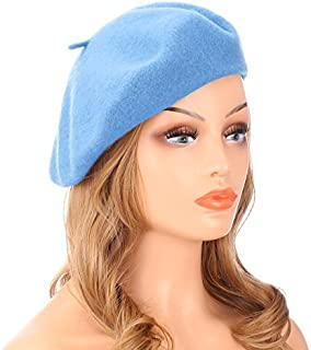 a4718032d65 Amazon.com  Blues - Berets   Hats   Caps  Clothing