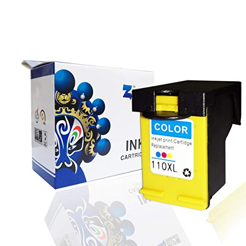 PERSEUS Compatible ink Cratridges for HP 110 color, works with HP...