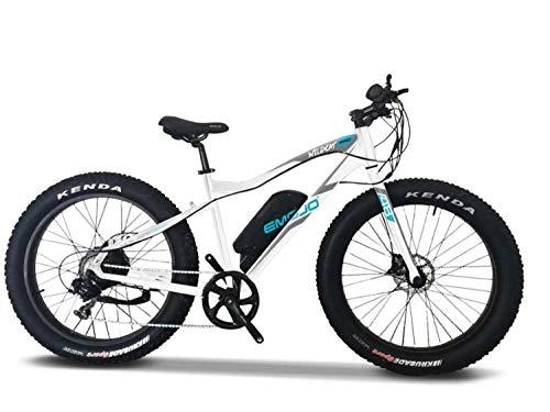 Emojo Wildcat Pro 500W Aluminum Mountain Electric Bike