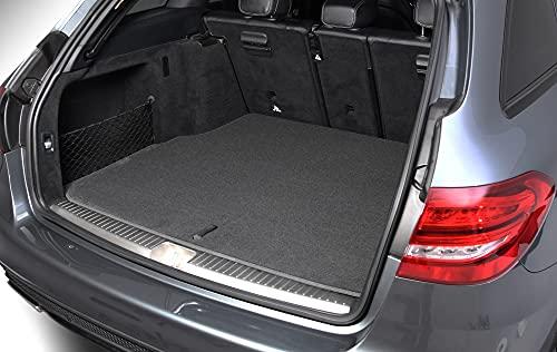 Passgenaue Kofferraummatte für Ihren Mini Countryman F60 | Ausführung: Alle | Baujahr: 2020 - 2021 | Material: Luxe Velours | Spitzenqualität