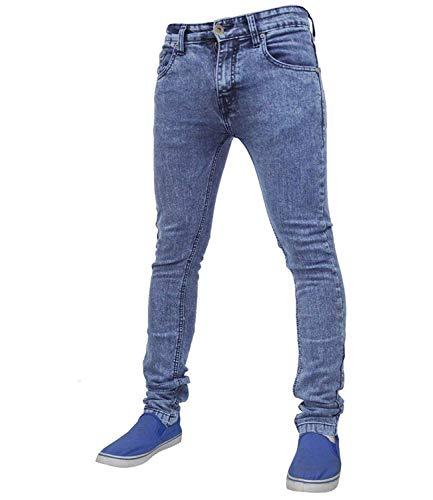 True Face jeans, nauwsluitende pasvorm, stretch-denim
