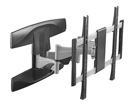 """RICOO S1944 Supporto TV parete Girevole Inclinabile Televisore 40-65"""" (102-165cm) Staffa universale Televisione LED/Curvo VESA 200x200-400x400"""