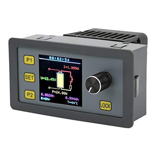 Módulo de carga electrónico multifuncional, módulo de carga electrónico de corriente constante ajustable, duradero de usar, para el hogar de ingeniería hidroeléctrica