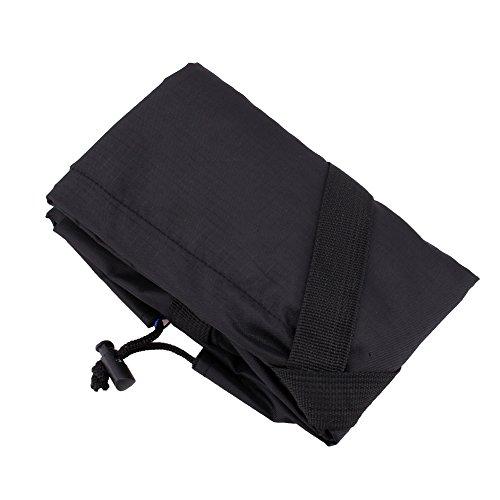Zetiling Saco de Dormir, Nuevo Bolso de Saco de Dormir de compresión de Viaje al Aire Libre Saco de Dormir Material de compresión Ligero