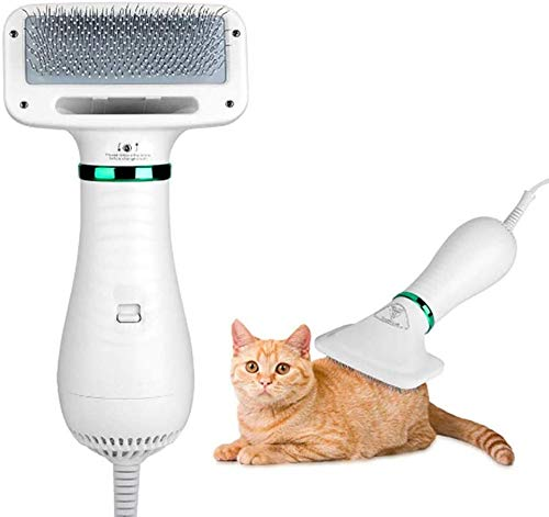 Dog Pet Grooming Föhn Grooming Pet Blower Low Noise instelbare temperatuur en Speed