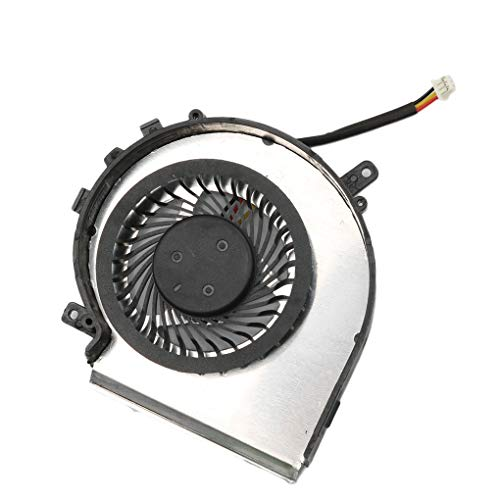 Shangjunol 1 Pair Replacement for MSI GE62 GL62 GE72 GL72 GP62 GP72 PE60 PE70 Series CPU Cooling Fan Left + Right