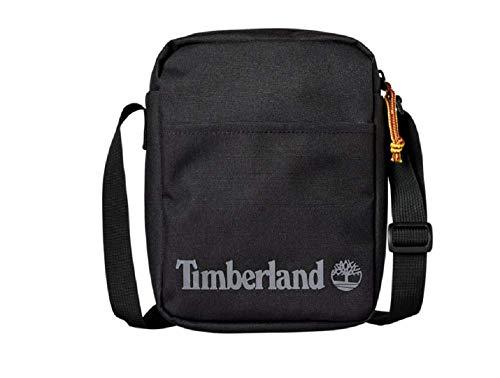 Timberland Kleine Gegenstände Tasche schwarz OS Cross Body Verstellbarer Gurt Reise Urlaub Arbeit