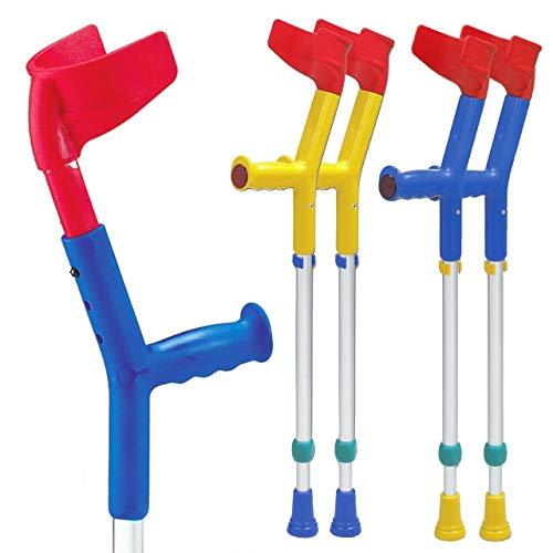 Muletas Invacare niños diversión infantil par -