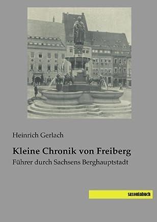 Kleine Chronik von Freiberg: Fuehrer durch Sachsens Berghauptstadt