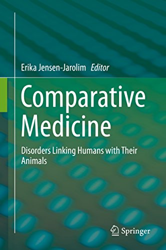 Comparative Medicine: Disorders Linking Humans with Their Animals (English Edition)