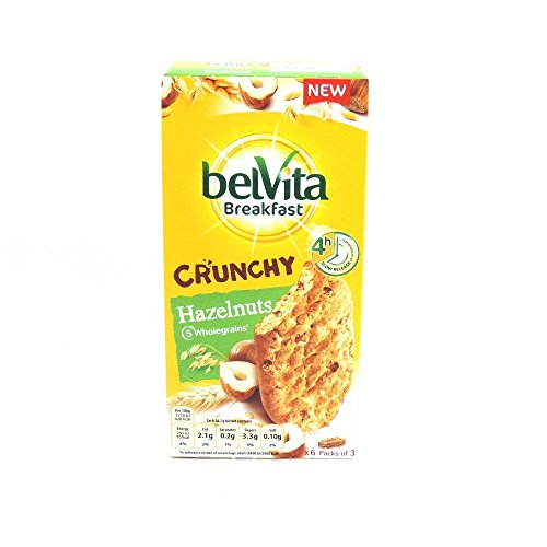 Belvita Frühstück Haselnuss-Kekse, 300 g, 10 Stück