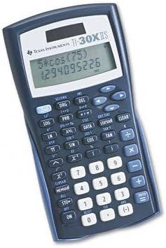 Ranking TOP17 TI-30X Sale item IIS Scientific Calculator LCD SKU-PAS511718 10-Digit