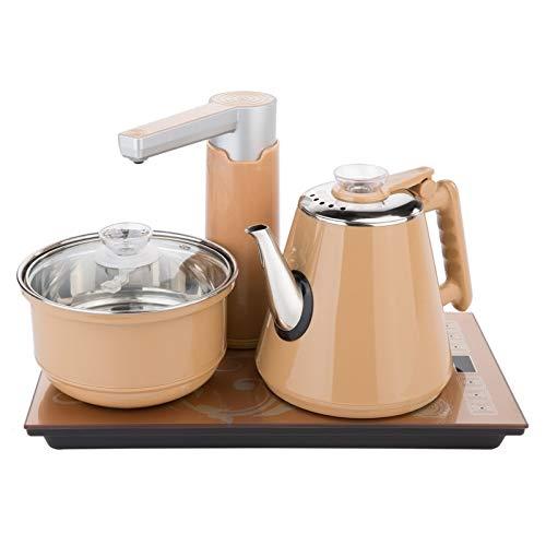 YangJinShan Tee-Set Vollautomatische Wasser Wasserkocher Home Cooking Wasserflasche Pumping Elektro Tee Herd Set