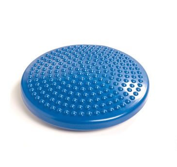 PhysioRoom Junior Kids Air Stability Wobble Board Cushion (30cm) - Improve Balance & Coordination, Posture Trainer, ADHD Fidget Sensory Cushion, Yoga Pilates Fitness Exercise Workout, Rehab