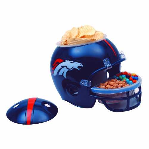 NFL Snack Helmet For Tailgating Party