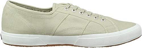 SUPERGA  2750-COTU Classic, Sneaker Unisex-Adulto, Beige (Taupe 949), 44 EU
